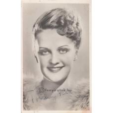 Angelo [Funk Pál]: Tolnay Klári (1914-1998) színésznő