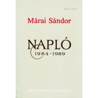 Márai Sándor: Napló (1984-1989)