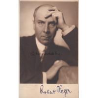 Residenz: Robert Heger (1886-1978) német karmester, zeneszerző