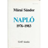 Márai Sándor: Napló (1976-1983)