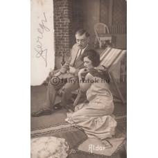 Áldor [Dezső]: Lázár Mária (1895-1983) színésznő és Beregi Oszkár (1876-1965) színész