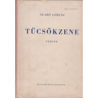 Szabó Lőrinc: Tücsökzene (Rajzok egy élet tájairól)
