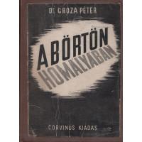 Groza Péter, dr.: A börtön homályában (Malmaison 1943-1944 telén)