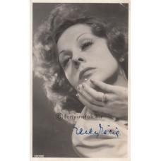 Angelo [Funk Pál]: Mezey Mária (1909-1983) színésznő