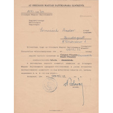 Az Országos Magyar Sajtókamara értesítése