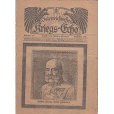 Österreichisches Kriegs-Echo, 104. szám