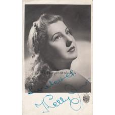 Csiszár és Sárdi: Kelly Anna (1919-1965) énekesnő, előadóművész