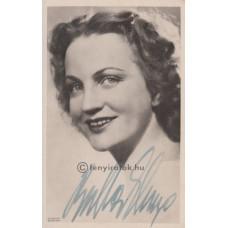 Angelo [Funk Pál]: Bulla Elma (1913-1980) színésznő