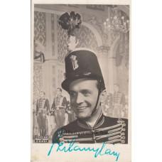 Csiszár és Sárdi: Szilassy László (1908-1972) színész