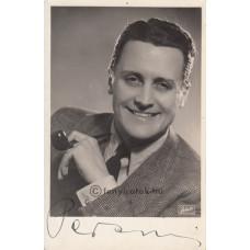 Fekete műterem: Perényi László (1910-1993) színész