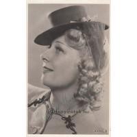 Angelo [Funk Pál]: Honthy Hanna (1893-1978) színésznő, operettprimadonna