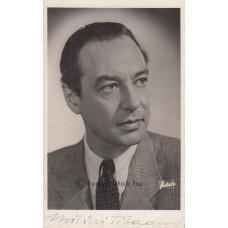 Fekete műterem: Bilicsi Tivadar (1901-1981) színész