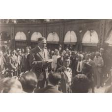 Gárdonyi Testv[érek]: Hevesi Sándor (1873-1939) rendező, színházigazgató, író
