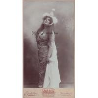 Erdélyi [Mór]: Küry Klára (1870-1935) színésznő, operettprimadonna