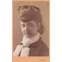Székely [József]: Boér Emma (1850-1928) színésznő