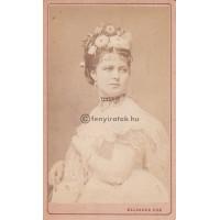 Ellinger Ede: Blaha Lujza (1850-1926) énekesnő, színésznő