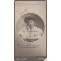 Goszleth István és Fia: Váradi Aranka (1886-1966) színésznő