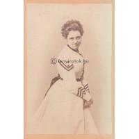 Miethke & Wawra: Helene Hartmann (1843-1898) osztrák színésznő