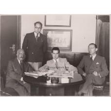 Stemmer: Horthy Miklós, ifjabb (1907-1993) diplomata, bankaligazgató