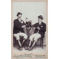 Szigethy Margit: két (ismeretlen) férfi