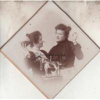Fanto és Kluge: két (ismeretlen) nő