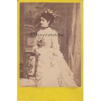 [Luckhardt, Fritz]: Adelina Patti (1843-1919) olasz-spanyol operaénekesnő