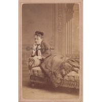 Kozmata Ferencz: Kutassy Ernőné Staffenberger Irma (1856-?)