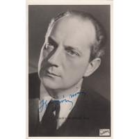 Inkey [Tibor]: Hajmássy Miklós (1900-1990) színész, színigazgató