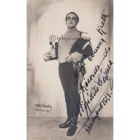 Locchi, T.: Hipólito Lázaro (1887-1974) spanyol-katalán operaénekes