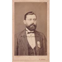 Grosz, E.: (ismeretlen) férfi
