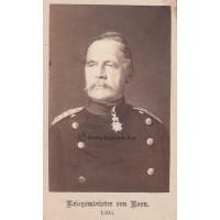 [?]: Albrecht von Roon (1803-1879) német katonatiszt, miniszter, miniszterelnök
