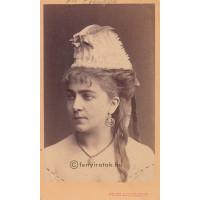 Luckhardt, Fritz: Philippine von Edelsberg (1838-1917) osztrák operaénekesnő
