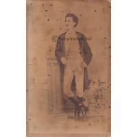 Szentkuty István: ifjabb Lendvay Márton (1830-1875) színész