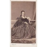 Hess Fridolin: (ismeretlen) nő