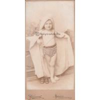 Kurzweil Frigyes: (ismeretlen) gyerek
