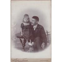 Kluge és Társa: Mintzér József és lánya, Dabdy (1898-1905)