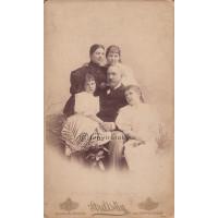 Strelisky: Majthényi Rudolf (1839-1918) földbirtokos családjával