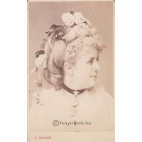 Bieber, E[milie]: Hedwig Raabe (1844-1905) német színésznő