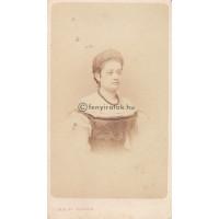 Canzi és Heller: Bognár Vilma (1845-1904) énekesnő