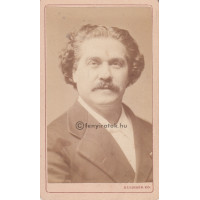 Ellinger Ede: Ernesto Rossi (1827-1896) olasz színész