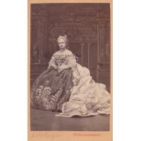 Luckhardt, Fritz: Marie Geistinger (1836-1903) osztrák operaénekesnő, színésznő