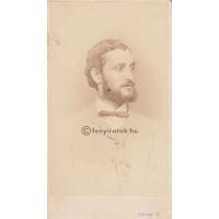Gévay Béla: (ismeretlen) férfi
