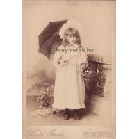 Knebel Ferencz: (ismeretlen) gyerek